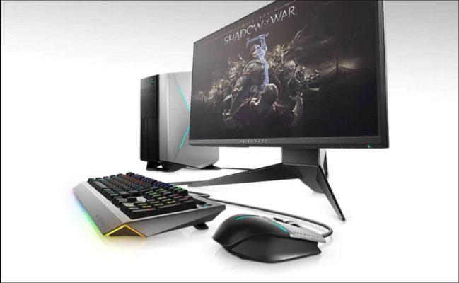 alienware desktop