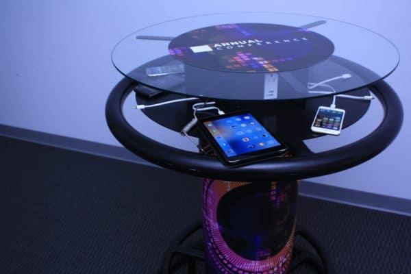 Hightop Charging Table Main