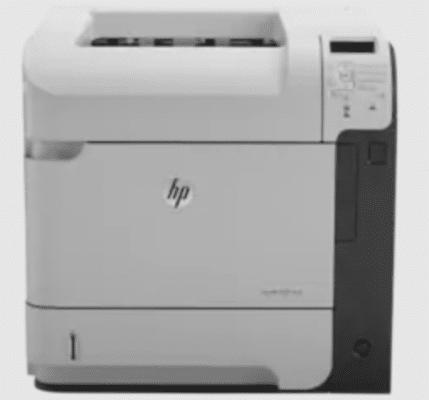 HP LaserJet M603N Printer